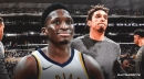 Victor Oladipo describes Malcolm Brogdon as the 'perfect Pacer' back when he was still with the Bucks