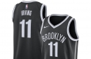 The first Kyrie Irving and Kevin Durant Nets jerseys are live and ready to take over Brooklyn!