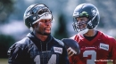 Seahawks video: Russell Wilson and D.K. Metcalf connect for a long TD
