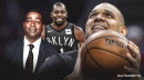 Jared Dudley says he'd be 'shocked' if Kevin Durant is back on court before March after Cris Carter suggests he could be ready in 6 months