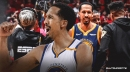 Warriors honor 3-time champion Shaun Livingston for his contributions after waiving him