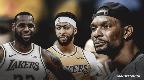 Chris Bosh says Lakers 'will be a problem' with LeBron James and Anthony Davis