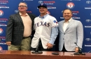 Watch: Rangers 2019 first-round pick Josh Jung hits a home run in first professional at bat