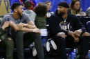 Speaking To Anthony Davis, Rajon Rondo & LeBron James Gave DeMarcus Cousins Clarity Before Signing With Lakers