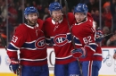 Investigating the ideal left side for the Canadiens' defence
