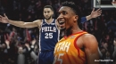 Jazz star Donovan Mitchell has a hilarious response to fan asking why he lost ROY to Ben Simmons 'who can't shoot'