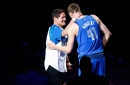'He's just eating ice cream': Mavs owner Mark Cuban pokes fun at Dirk Nowitzkiwhile sharing excitement for year ahead