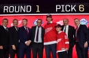 Detroit Red Wings scouting staff loses three top personnel men