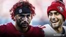 49ers WR Dante Pettis is a 'tremendous talent' says Jimmy Garoppolo