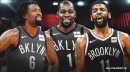 Additions of Kevin Durant, Kyrie Irving, DeAndre Jordan could increase Nets' revenues by $40 million