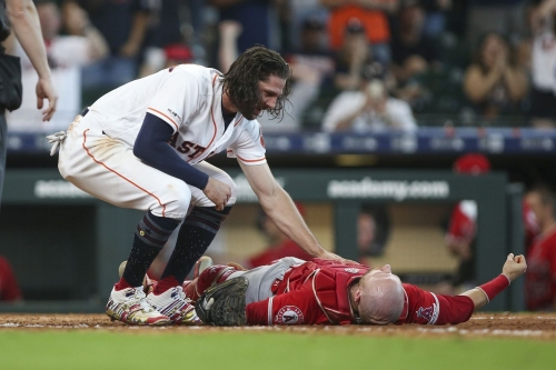 Two TCB views on the suspension of Jake Marisnick