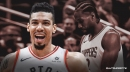Lakers' Danny Green not surprised Kawhi Leonard signed with Clippers
