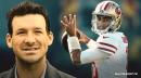Tony Romo thinks San Francisco will 'win a lot of games' if Jimmy Garoppolo plays the full season