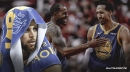 Warriors' Stephen Curry says it's going to be hard to watch Andre Iguodala, Shaun Livingston on other teams