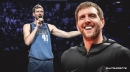 Dirk Nowitzki jokes about how retirement life is getting the best of him