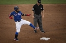 49-42 -Rangers snuff out Astros to open second half with 5-0 win