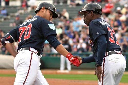 Atlanta Braves Minor League Recap: Alex Jackson Outslugs Luis Robert In Triple-A Battle
