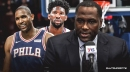 Sixers GM Elton Brand says Al Horford is important insurance behind Joel Embiid