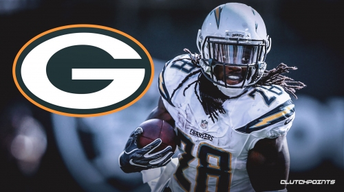 0cd26c28 Green Bay Packers named a potential top landing spot for Melvin Gordon