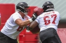 Burning 2019 Falcons questions: What can we expect from Atlanta's offensive line?