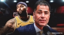 Lakers GM Rob Pelinka says DeMarcus Cousins can be 'an X-factor'