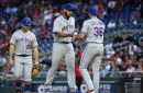 Mets recall Chris Mazza, designate Wilmer Font for assignment