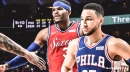 Sixers GM Elton Brand betting on Ben Simmons and Tobias Harris to step up in crunch time