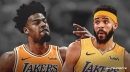 Lakers news: Quinn Cook calls JaVale McGee 'one of the best teammates you can have'