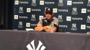 Yankees manager Aaron Boone on pitcher J.A. Happ's July resurgence