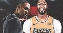 Dwight Howard advises Lakers' Anthony Davis: 'Enjoy the moment and enjoy this season'
