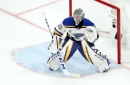 Blues re-sign Stanley Cup winning goalie Binnington
