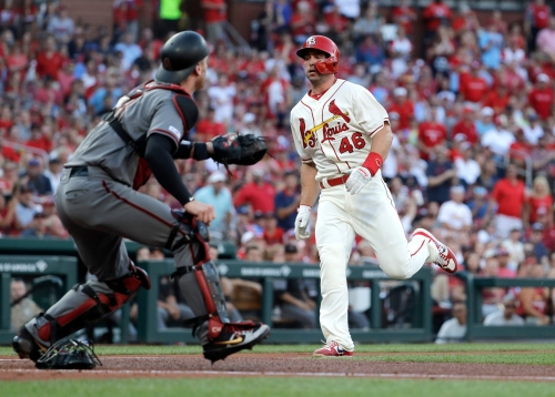 Defensive miscues doom Merrill Kelly, Diamondbacks in loss to Cardinals