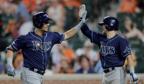 Marc Topkin's takeaways from Rays doubleheader split with O's