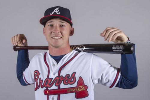 Atlanta Braves Minor League Recap: Bryce Ball keeps doing work, Drew Waters has another big game