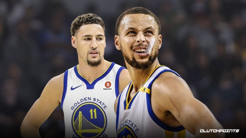 Stephen Curry admits it will be 'strange' playing without Klay Thompson as he recovers from ACL injury