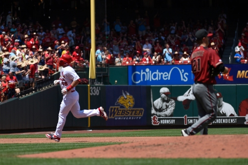 Paul Goldschmidt leads Cardinals past Zack Greinke, Diamondbacks in series finale