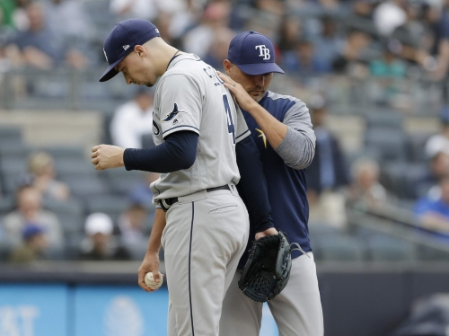 Why this trip to face Yankees is so important to Rays