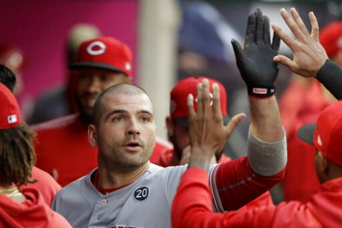 A look at NL Central first basemen