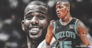 Hornets not interested in Chris Paul trade due to contract, redundancy with Terry Rozier