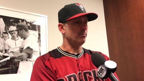 D-Backs' Torey Lovullo after series loss vs. Cardinals