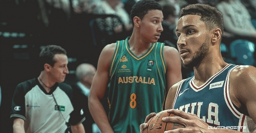 Sixers news: Australia to talk with Ben Simmons about availability for 2019 FIBA World Cup