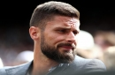 Olivier Giroud hails 'legend' Frank Lampard as right man for Chelsea job