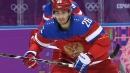 Suspended NHL defenceman Slava Voynov joins KHL's Avangard Omsk