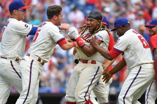 Despite their struggles, the Phillies are still in the wild card mix