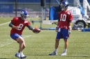 Giants Training Camp position preview: Quarterback questions for first time since 2005