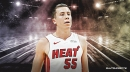 Miami Heat pick up $1 million guarantee on Duncan Robinson's contract for 2019-20