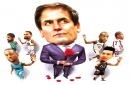 Despite rise of movement in NBA free agency, Mark Cuban continues to sit and watch as super teams grow around Mavs
