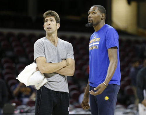 Could Warriors have done anything differently to keep Kevin Durant? Bob Myers: 'I don't think so'