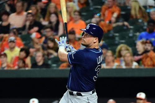 Tampa Bay Rays 1B Nate Lowe named American League Player of the Week