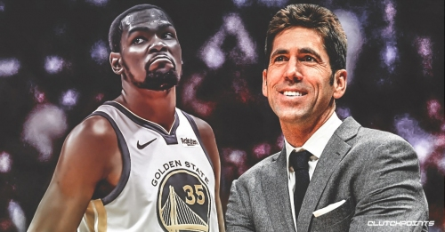 Warriors news: Bob Myers says Kevin Durant 'just wanted to try something new'